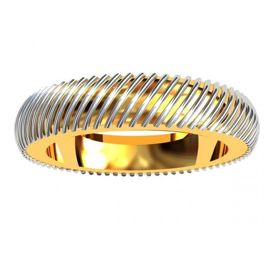 Band Ring in Gold