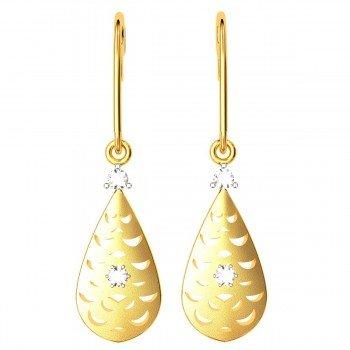 Mini Gold Hoop Earrings