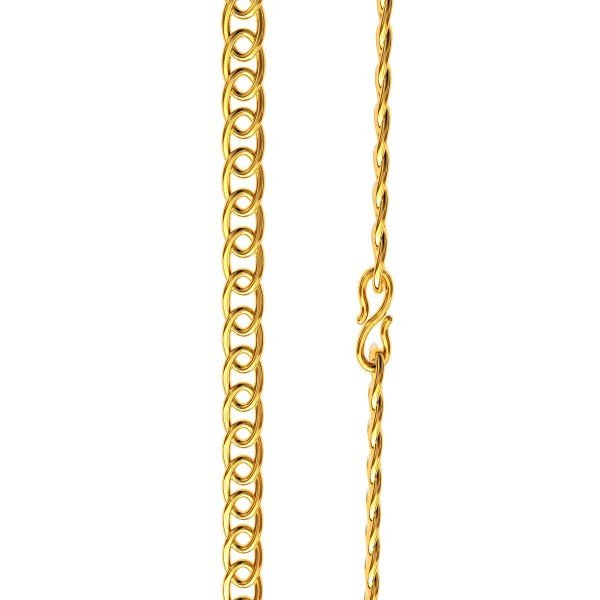 Curve Ring Chain