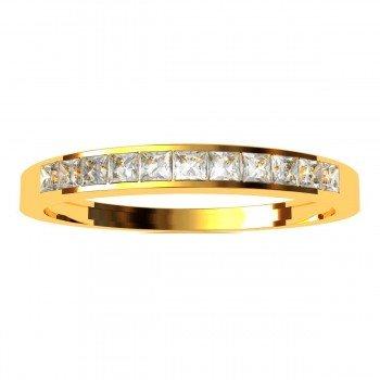 Princess Band Ring