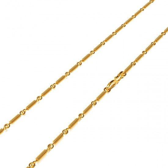 Spiral Chains