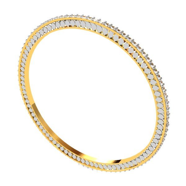 Single Line Stylish Bangle