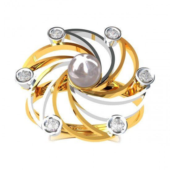 The Allezendra Cocktail Ring