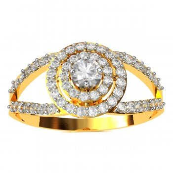 Solitaire Engagement Wedding Ring