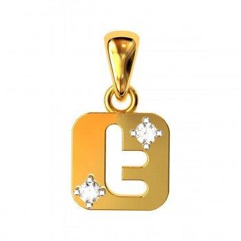 Twitter Pendant