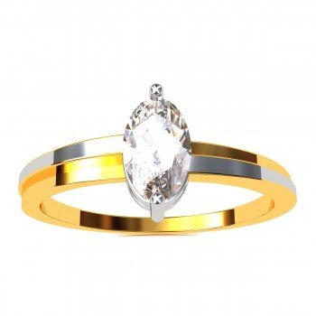 Single Stone Solitaire Rings