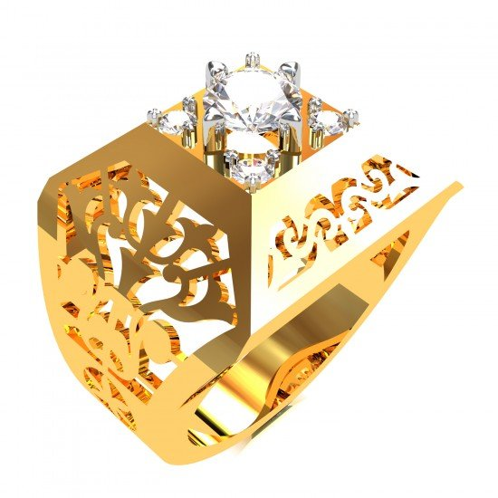 Bridal Solitaire Engagement Ring