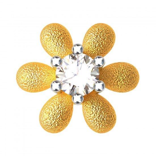 Gold Earrings For Girl