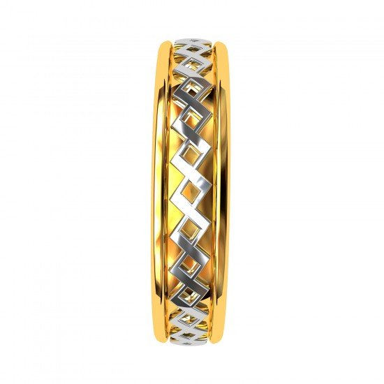 Women's Gold Band Ring