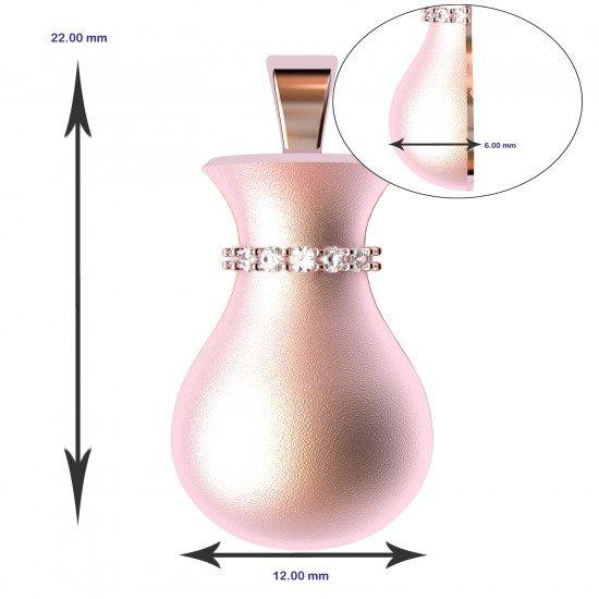 The Kalash Pendant