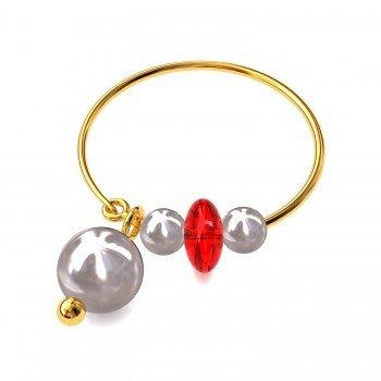 Gold Women Nose Ring