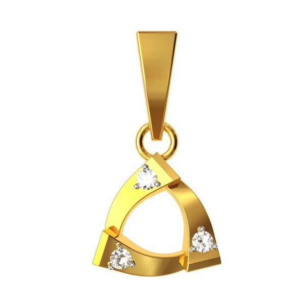 The Falka Gold Pendent
