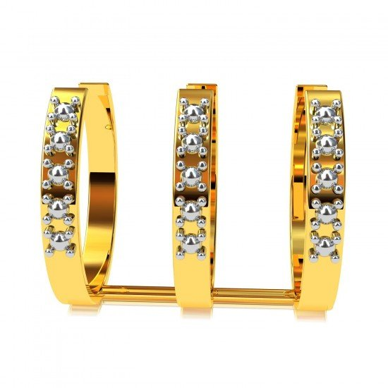 Stylist Yellow Gold Rings