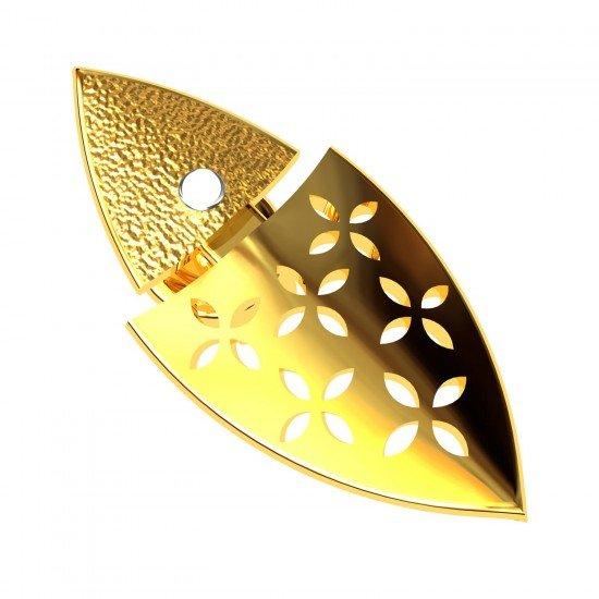 Gold Earring Design
