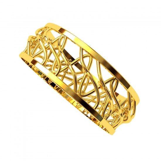 Ladies Band Ring