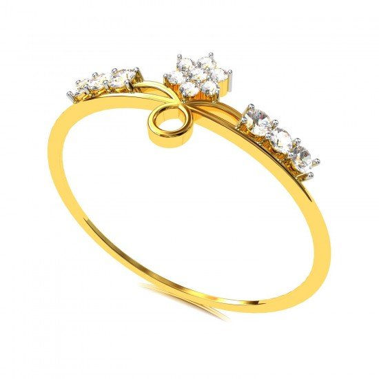 Diamond King Ring