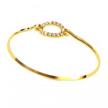 Party Wear Indian Diamond Bracelet