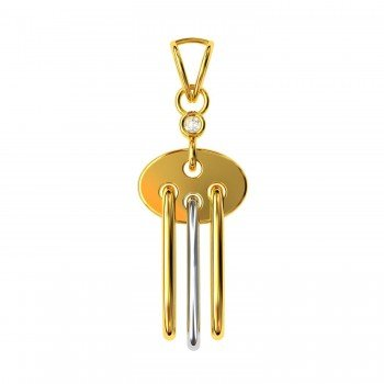 Real Gold Pendant