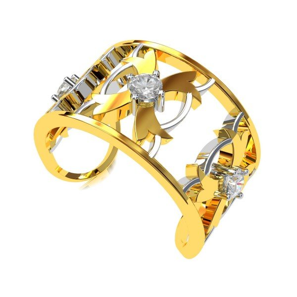 Band Style Ring