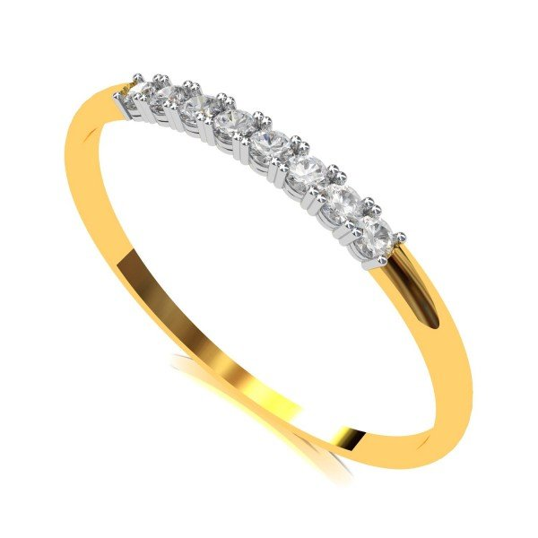 Smart American Diamond Ring