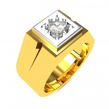 Solitaire Rings for Men's