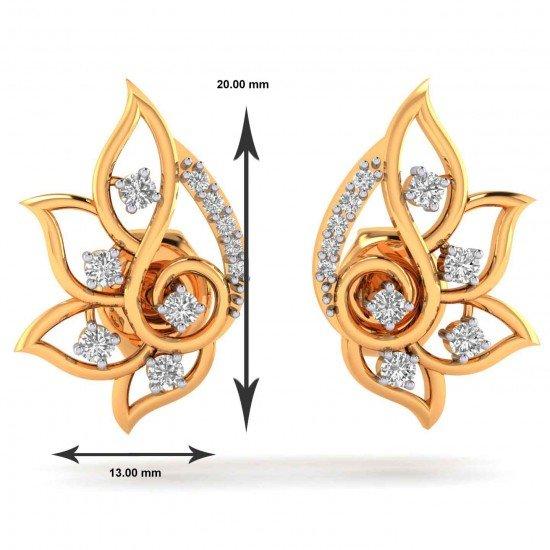 American Diamond Women's Earrings