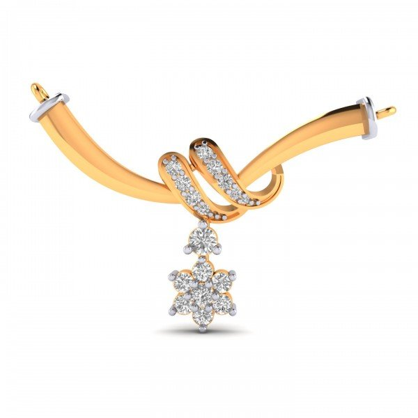 Beautiful 14K Gold Mangalsutra
