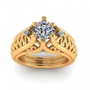 Gents Engagement Ring