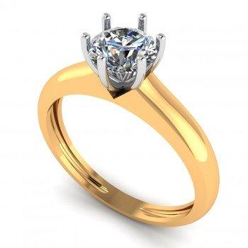 Unisex Engagement Ring