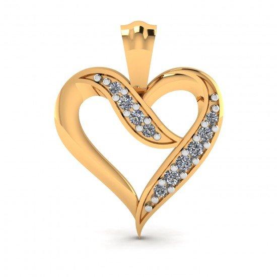 Splendid Heart Pendant