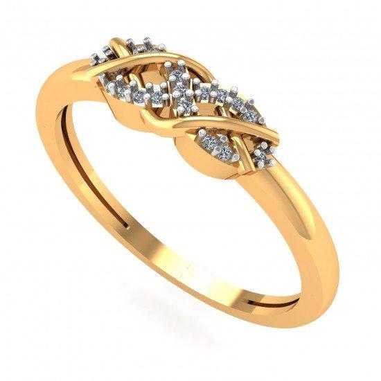 Finger Gold Ring For Women