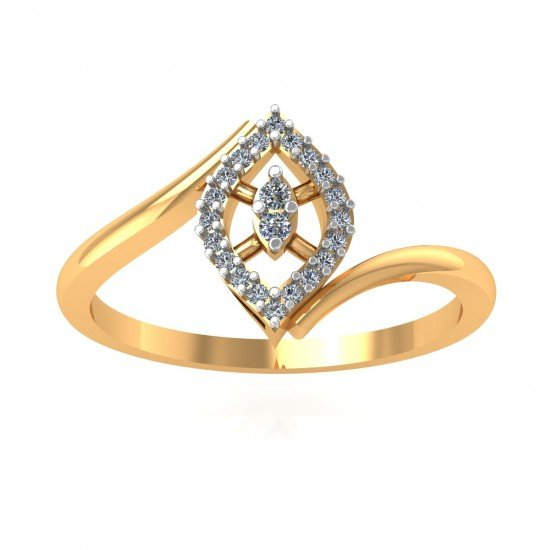 Traditional Gold Ring For Women